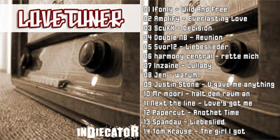 delta radio indiecator lovetuner cover