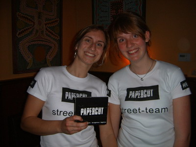 Papercut Streetteam